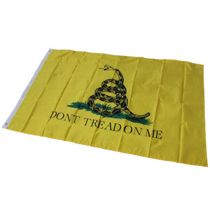Gadsden Tea Party Flag