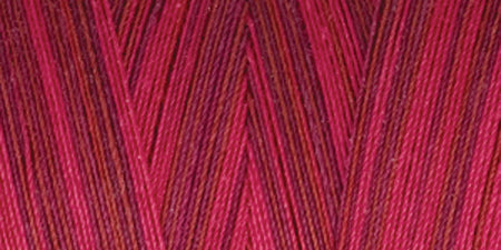 Star Mercerized Cotton Thread Variegated 1,200Yd-Wine Tasting (Pack Of 9) 028087 By Notions Marketing