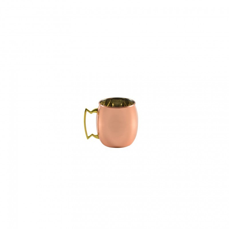 10 Strawberry Street 2-Ounces Classic Copper Mini Mug- Pack Of 24 COP-MINICLSC - Comstrom