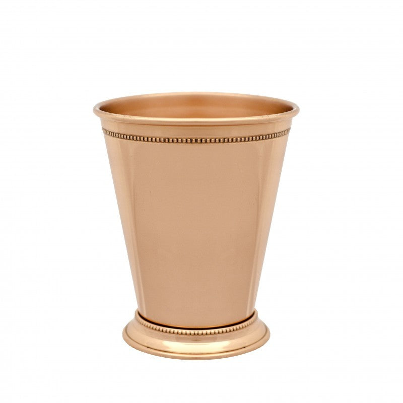 10 Strawberry Street 26-Ounces Copper Julep Cup- Pack Of 24 COP-JULEP - Comstrom
