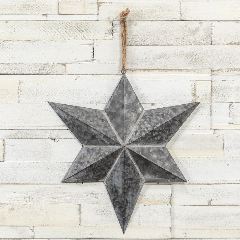 "Ragon 13.75"" Long Star Ornament (Pack Of 6) ZH187549"
