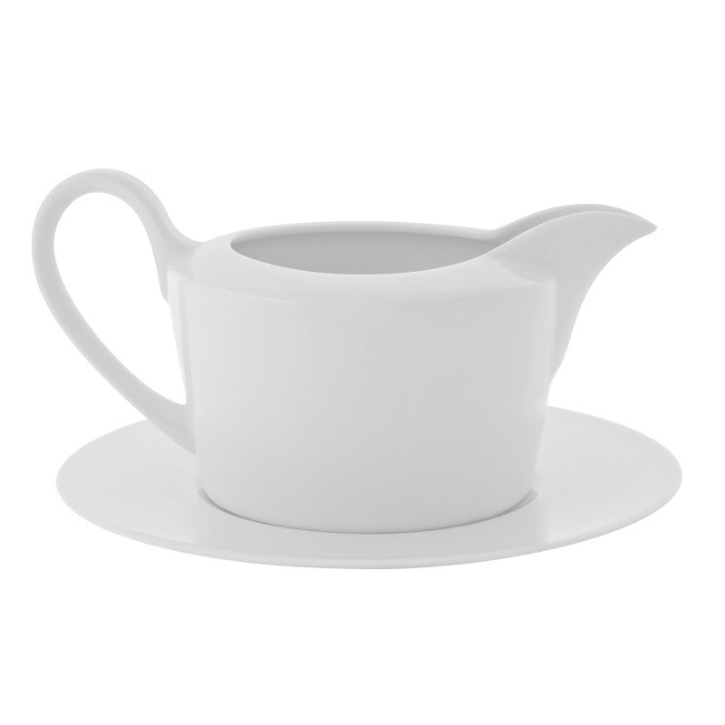 10 Strawberry Street Aurora 16-Ounces Gravy Boat- Pack Of 8 AUR-25 Street - Comstrom