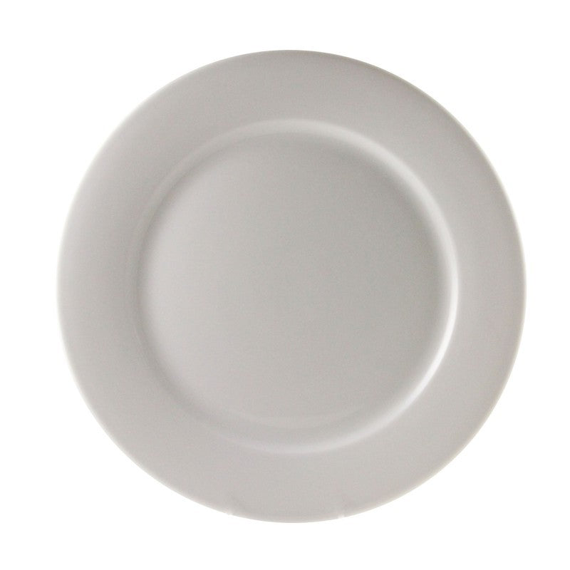 "10 Strawberry Street Bistro 9"" Luncheon Plates- Pack Of 24 BISTRO-2 Street - Comstrom"