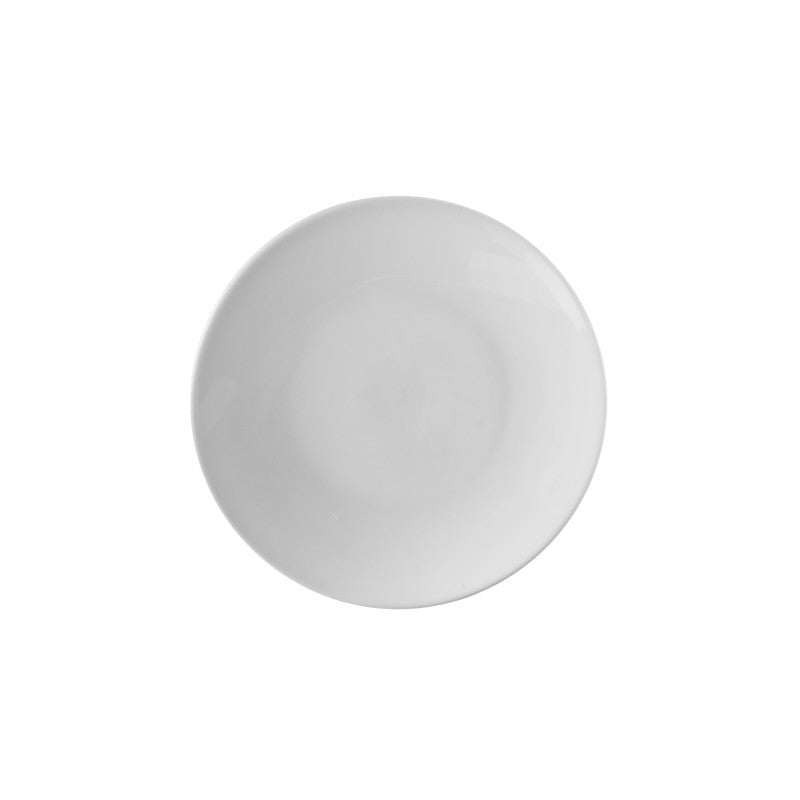 "10 Strawberry Street Classic Coupe 6.5"" Bread & Butter Plates- Pack Of 24 CP0005 - Comstrom"