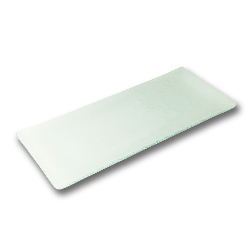 10 Strawberry Street Morning Tide Rectangle Platter- Pack Of 12 HD2601XOP - Comstrom