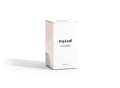 Ivy Leaf Extract Concentrated Serum Box