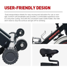 2nd Hand, Not Used, Magnetic Indoor Cycling Bike with Belt Drive - JOROTO XM16 - jorotofitness