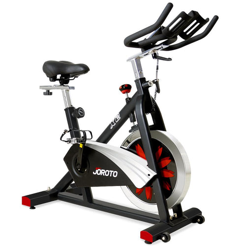 Brand New, Just Box a Little Broken, Not Used !!! Magnetic Indoor Cycling Bike with Belt Drive - JOROTO X2 - jorotofitness