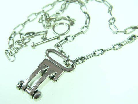 Metropolis #2 necklace