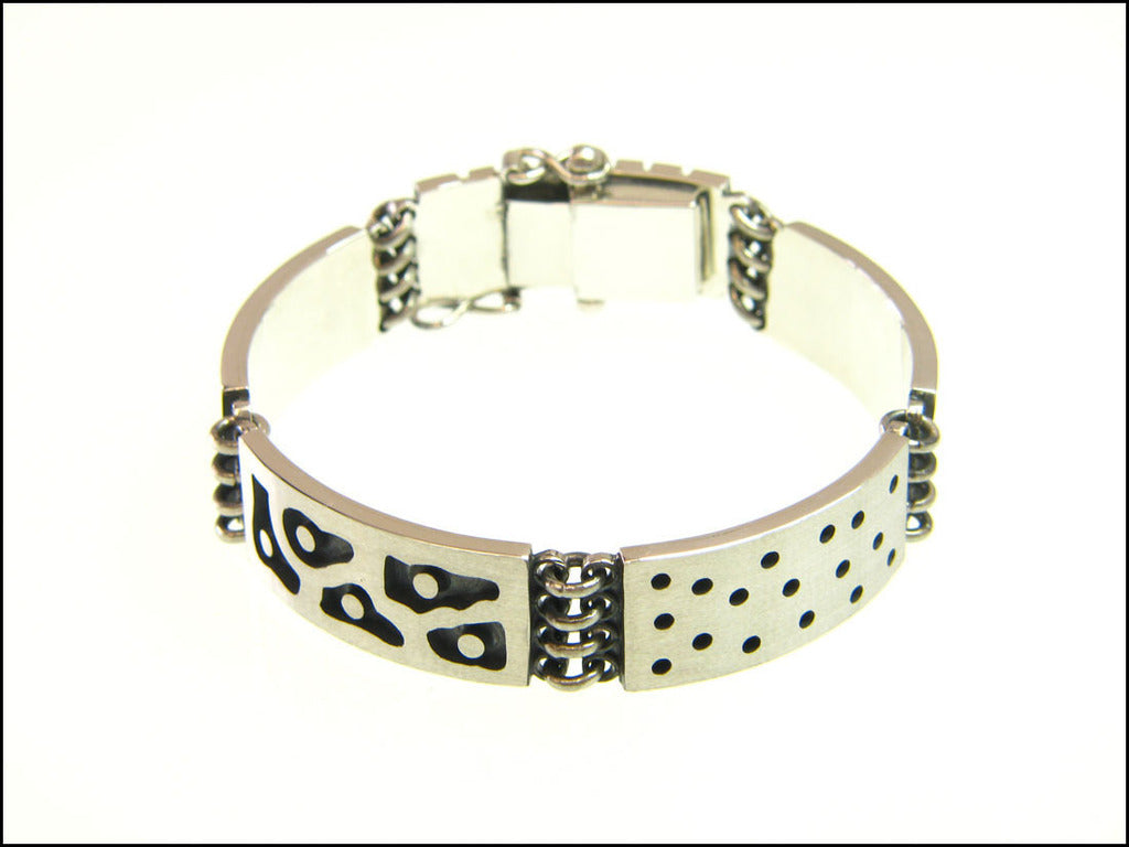 Classic Jan D. bracelet (heavy version)
