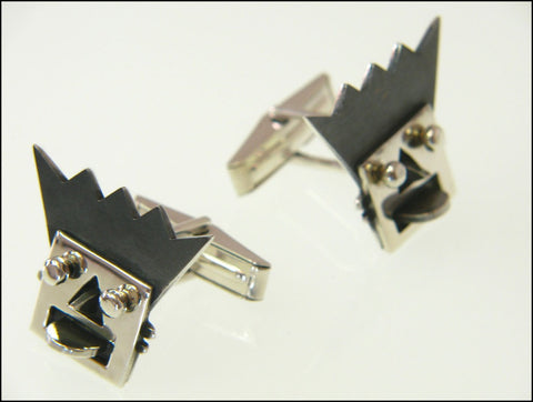 King Cufflinks ( mechanical )