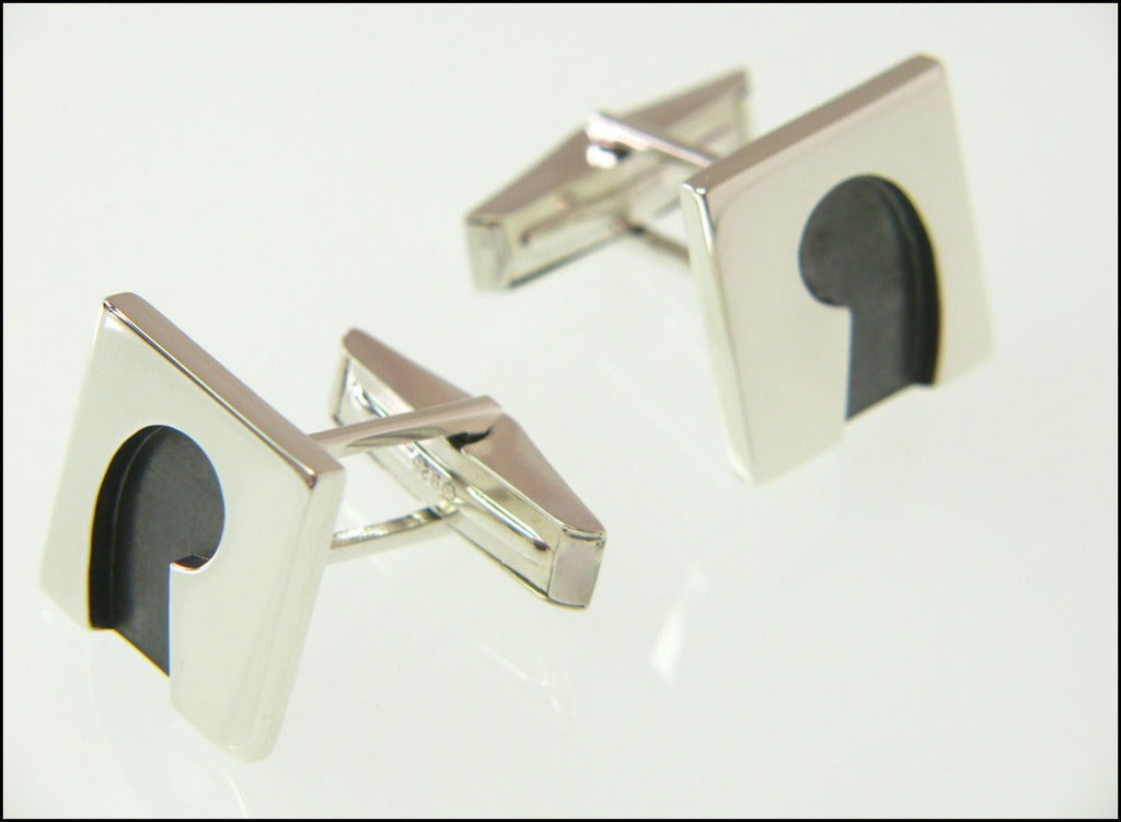 Frums cufflinks ( mechanical )