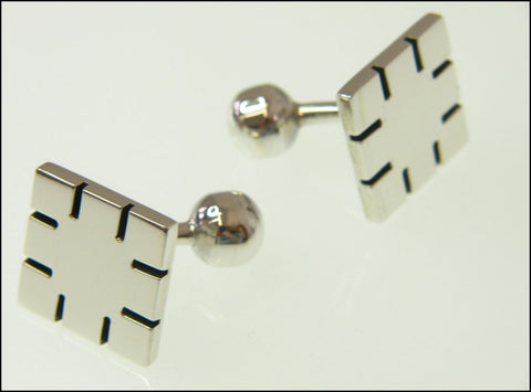 Ruler cufflinks ( fixed )