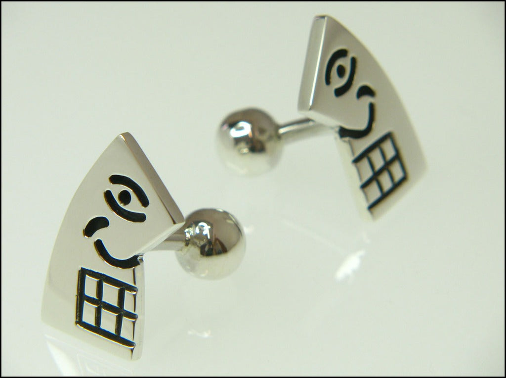 Picasso cufflinks ( fixed )
