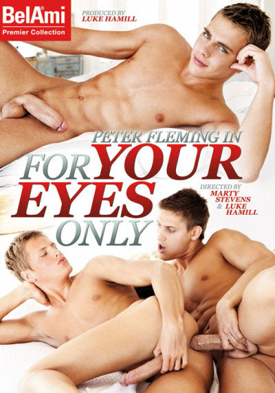 Peter Fleming in For Your Eyes Only