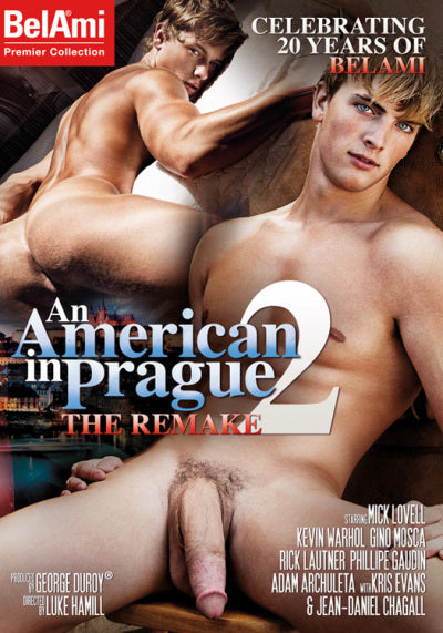 An American In Prague - The Remake Part 2