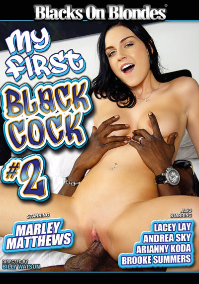 My First Black Cock 2