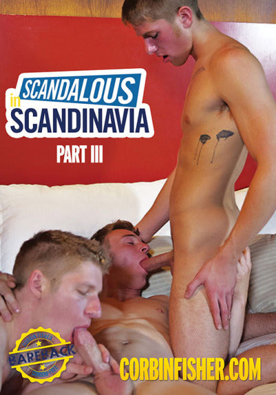 Scandalous in Scandinavia 3