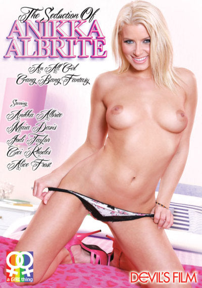The Seduction Of Anikka Albrite