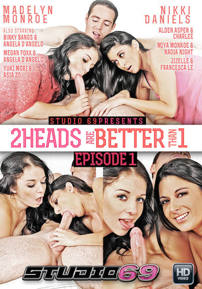 2 Heads Are Better Than 1 vol 1