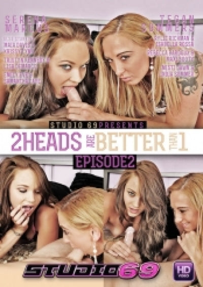 2 Heads Are Better Than 1 vol 2