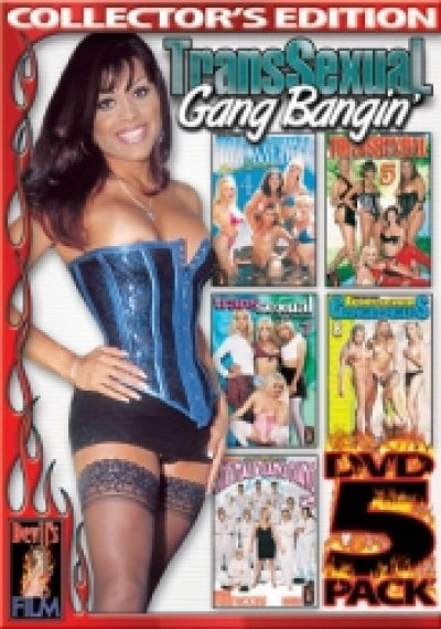 Transsexual Gangbangin' - Collectors Edition