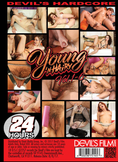 Young N Hairy 1-6