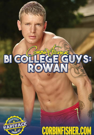 Bi College Guys - Rowan