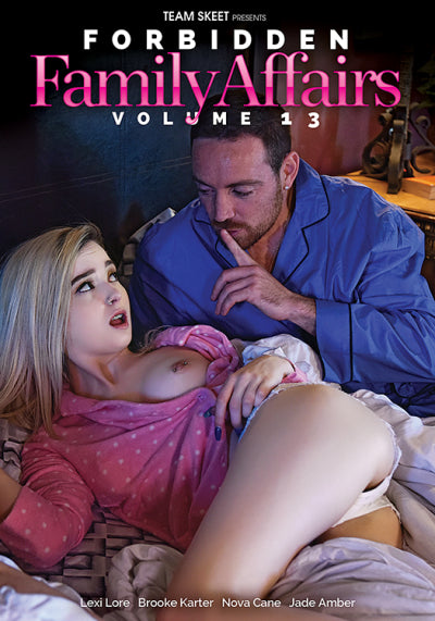 Forbidden Family Affairs 13