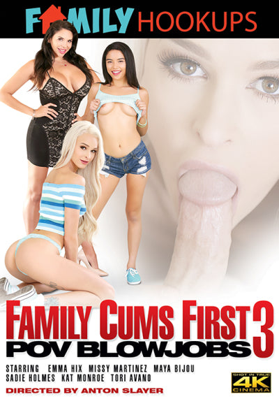 Family Cums First 3
