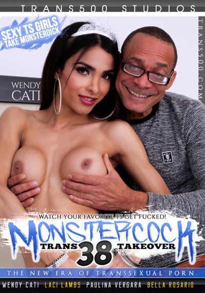 Monstercock Trans Takeover 38