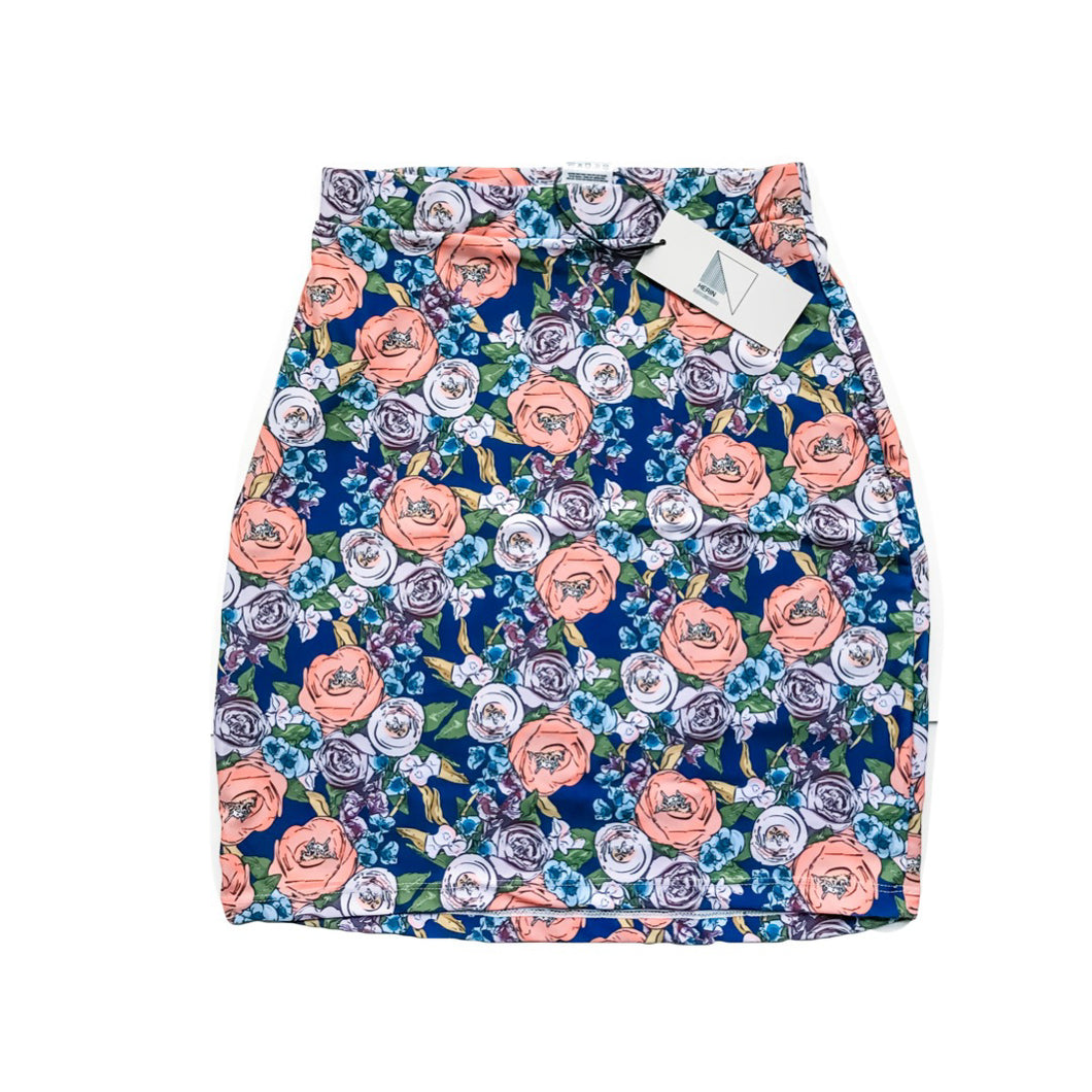 Grandma Chic Pencil Skirt