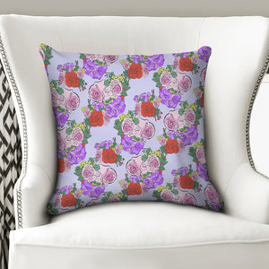 Tuesday Throw Pillow Cover