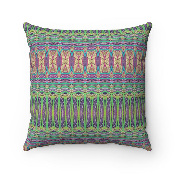 Better Together Woven Square Pillow Case