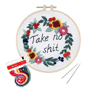 Find Yourself A Hobby Snarky Embroidery Sets