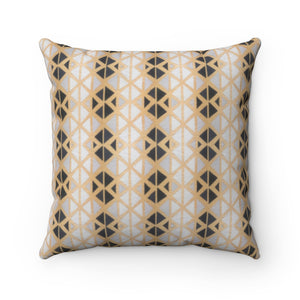 Monticello Woven Square Pillow Case