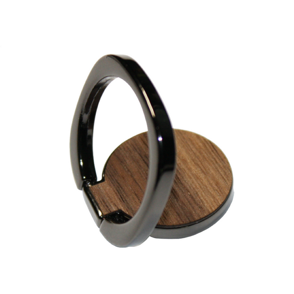 Handmade Sustainably Sourced Wood Phone Holder & Stand-Made in the USA
