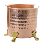 Hand Hammered Copper Sponge Holder