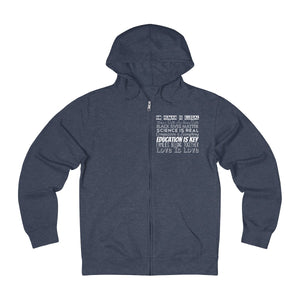 We Believe French Terry Hoodie