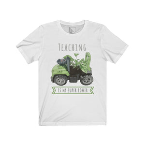 Teaching Superhero T-shirt-Unisex