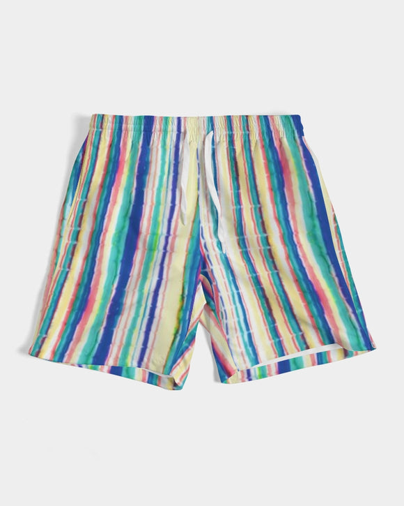 Dripping Rainbow Swim Trunk