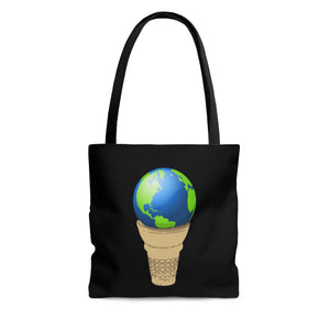 It's Getting Hot In Here Tote Bag