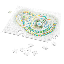 Load image into Gallery viewer, Motherhood Artwork Puzzle: Pacifier Mandala