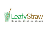 Eco-Friendly Palm Leaf Disposable Drinking Straws (50-Count)