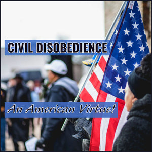 🗽 CIVIL DISOBEDIENCE- AN AMERICAN VIRTUE! 🗽