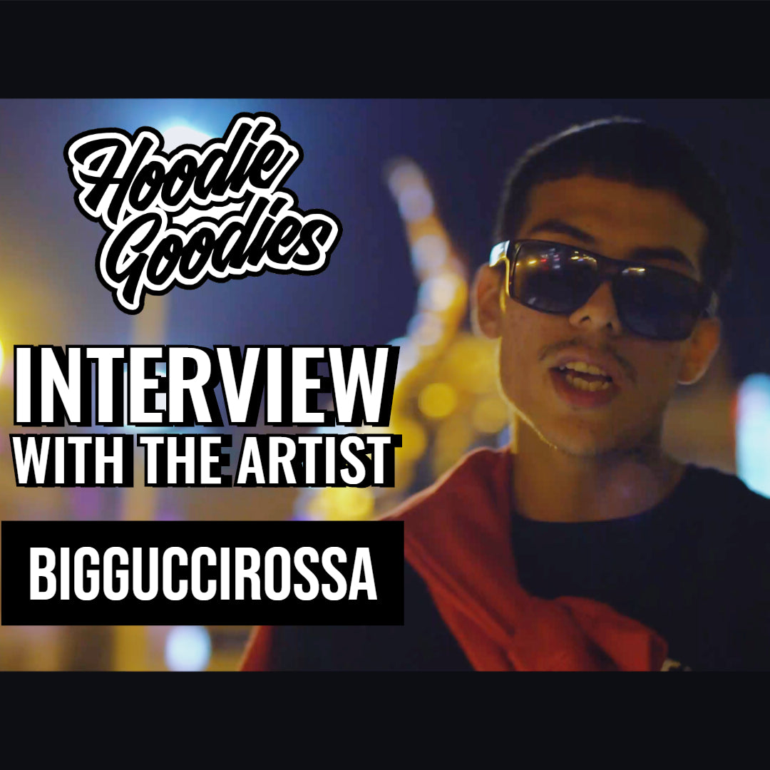 "🎧 ""HOODIE GOODIES PRESENTS: INTERVIEW WITH THE ARTIST- BigGucciRossa"" 🎧"