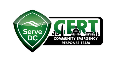 Hoodie Goodies, Washington D.C, Virginia, Maryland, CERT, Community Emergency Response Team, Disaster Preparedness, Emergency Preparation, Serve DC, D.C Mayor's Office