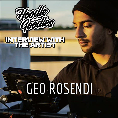 Hoodie Goodies, DMV Music and Art, Interview with the Artist, Geo Rosendi, Rosendi Media, Video Production, Photography, Videography, Cinematography, BMX, Medieval, Digital Creation, BigGucciRossa, Local Artist, Washington Digital Media, Washington D.C, Digital Media, Film Making