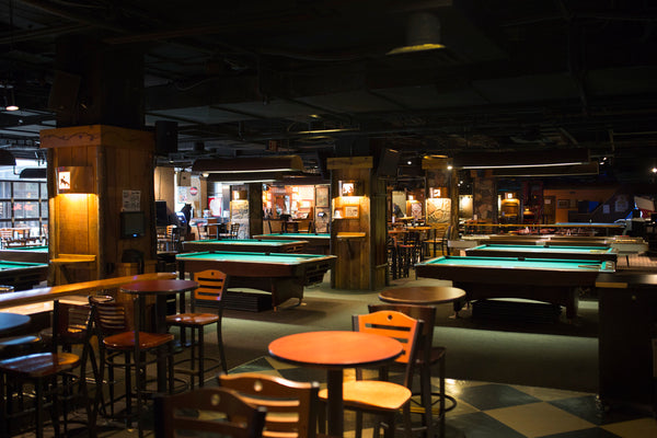 Hoodie Goodies, Washington D.C, DMV Small Businesses, Top 5 Best Bars in DC, Buffalo Billiards