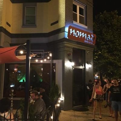 Hoodie Goodies, Washington D.C, Top 5 Best Bars in DC, Nomad Hookah Bar, DMV Small Businesses
